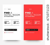 find a hotel room booking ux ui ...