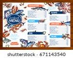 seafood or fish food restaurant ...