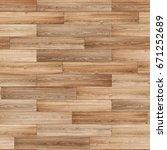 seamless wood parquet texture ... | Shutterstock . vector #671252689