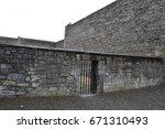Stock photo kilmainham goal in dublin 671310493