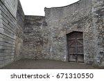 Stock photo kilmainham goal in dublin 671310550