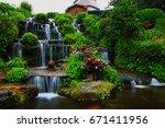 Waterfall Doi Inthanon Chiang...