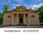 Mausoleum Of Goethe And...