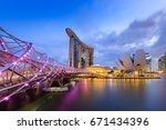 Singapore   February 16  Marina ...
