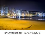 guaruja  asturias and... | Shutterstock . vector #671492278
