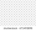 abstract pattern background | Shutterstock . vector #671493898