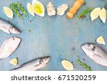Fresh Sea Fish Preparation  ...