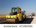 tulcea  romania   november 08 ... | Shutterstock . vector #671581960