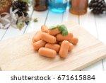 sausage topping  coriander...