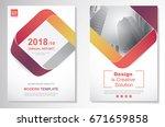 template vector design for... | Shutterstock .eps vector #671659858