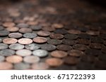 Big Amount Of Two Cent Coins...