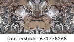 Rabbit Very Angry  Abstract...