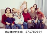 grandparents 60 70 years old... | Shutterstock . vector #671780899