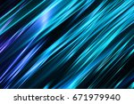 azure background with diagonal... | Shutterstock . vector #671979940