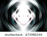 abstract grey image of speed... | Shutterstock . vector #671980144