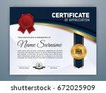 multipurpose modern... | Shutterstock .eps vector #672025909