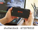 chiang mai  thailand   may 24 ...   Shutterstock . vector #672078310
