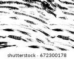 black and white grunge... | Shutterstock . vector #672300178