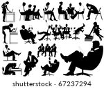 business people | Shutterstock .eps vector #67237294