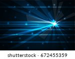 abstract technology background. ...   Shutterstock .eps vector #672455359