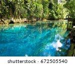 Enchanted River In Hinatuan ...