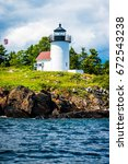 Small photo of Lighthouse in Maine