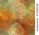 Seamless Pattern. Background O...