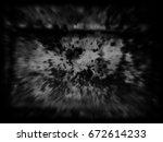 grunge blurry background | Shutterstock . vector #672614233