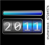 counter 2011 eps10 | Shutterstock .eps vector #67264576