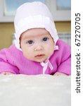 baby in pink | Shutterstock . vector #67270705