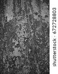 metal texture with scratches... | Shutterstock . vector #672728803