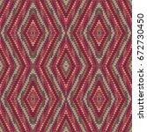vector seamless pattern ... | Shutterstock .eps vector #672730450