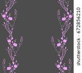 Vertically Seamless Pattern...