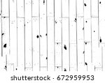 grunge texture black and white. ... | Shutterstock . vector #672959953