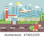 stock vector illustration... | Shutterstock .eps vector #673012153