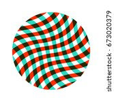 checkered background pattern in ... | Shutterstock .eps vector #673020379