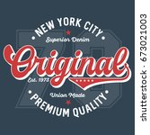 original premium quality  t... | Shutterstock .eps vector #673021003