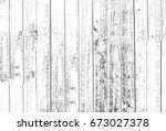 grunge texture black and white. ... | Shutterstock . vector #673027378
