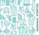 orthopedic and trauma...   Shutterstock .eps vector #673067260