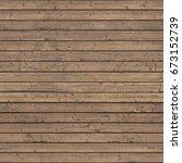 wood plank texture seamless | Shutterstock . vector #673152739