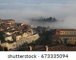 Rooftops  Montepulciano ...