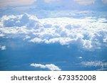 air sky high | Shutterstock . vector #673352008