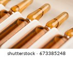 horizontal perspective view of... | Shutterstock . vector #673385248
