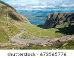 The Bealach Na Ba  Pass Of The...