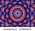 Flower Kaleidoscope Pattern...