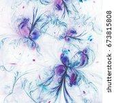 Soft Fractal Butterflies Or...