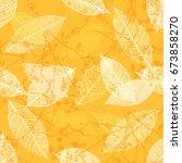 a seamless background pattern... | Shutterstock .eps vector #673858270