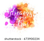 watercolor imitation splash... | Shutterstock .eps vector #673900234