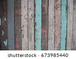 classic pastel wood planks... | Shutterstock . vector #673985440