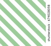 Tile Vector Pattern With Mint...